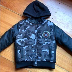 Harley Davidson Toddler Coat